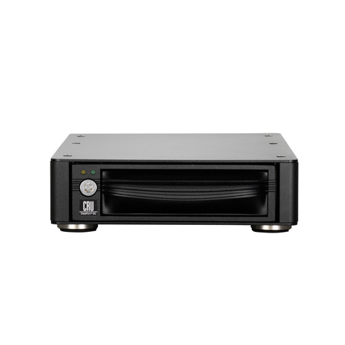RTX111-3Q, all-metal enclosure w/DP10 removable drive carrier, USB3/eSATA/FW800, 0TB