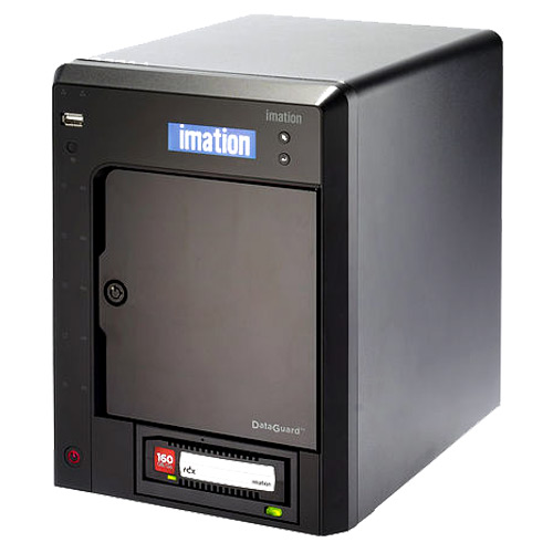 Imation DataGuard T5R NAS - 10TB Disk + RDX Drive **Clearance - 1 Year RTB Warranty**