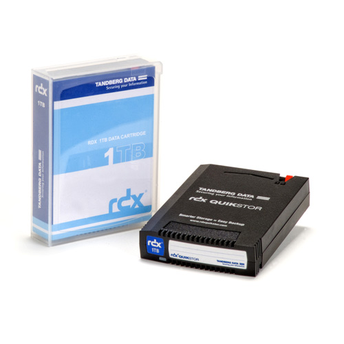 Tandberg RDX Cartridge 1TB