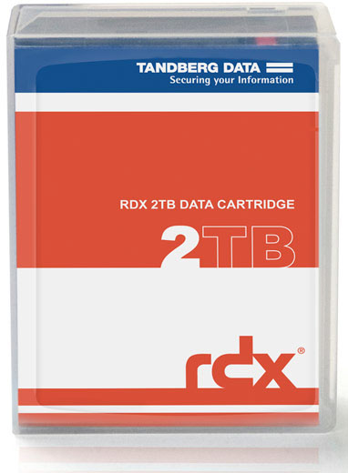 Tandberg RDX Cartridge 2TB