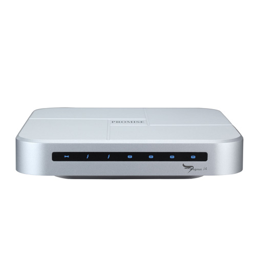 "Pegasus J4 – 2.5"" HDD/SSD Thunderbolt Enabled Storage"