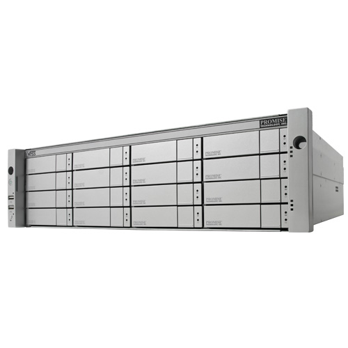 PROMISE VessRAID R2600tiD 16bay DUAL Cont, 10GbE iSCSI SAN