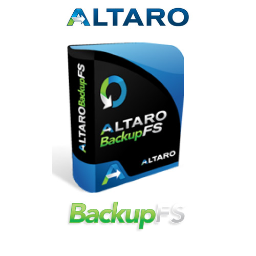 Altaro Backup FS including 1 year of SMA - 2 Servers