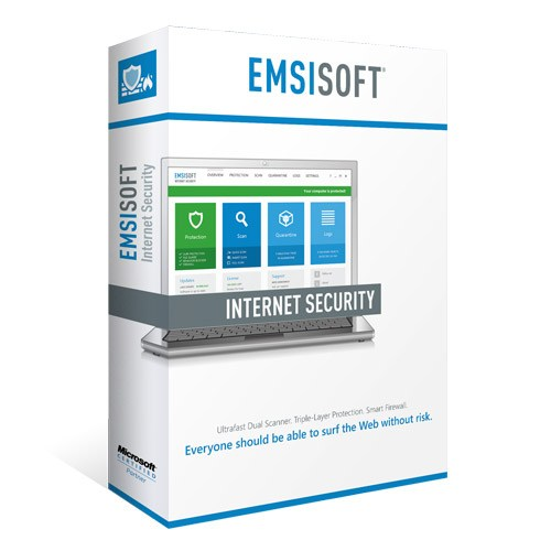 Emsisoft Internet Security, 1 Year (2)