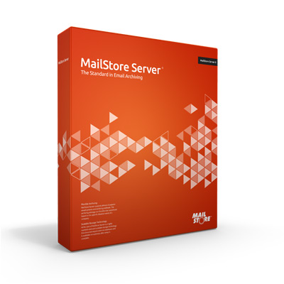 MailStore Server Email Archiving - 5-9 User License - Standard Update & Support Services