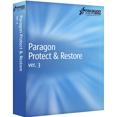 Paragon Protect & Restore v3 Workstation MSP License