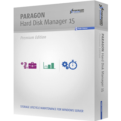 Paragon HDM Business Single License, 1 Server, Maint 1Yr
