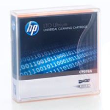 HP LTO Cleaning Cartridge