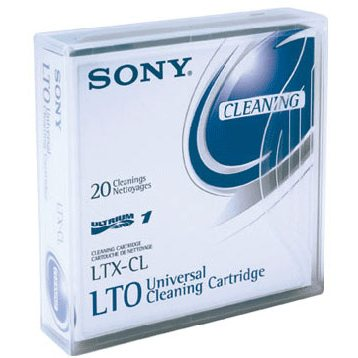 Sony Ultrium LTO Cleaning Cartridge